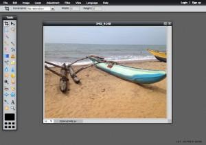 Ретушь фотографий онлайн – Editor