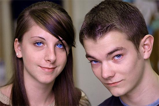Меняем цвет лица в фотошопе. Шаг 3