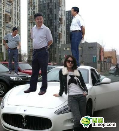 Фото прикол с левитирующими чиновниками (2)