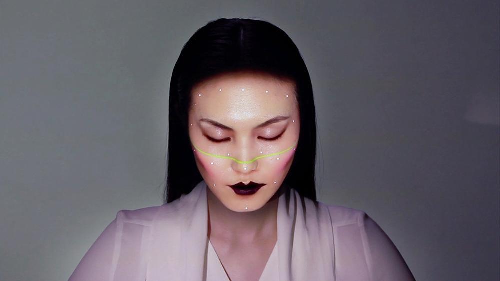 Face-tracking и проецирование в реальном времени
